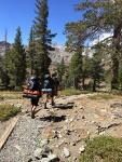 Trail to Gilmore Lake